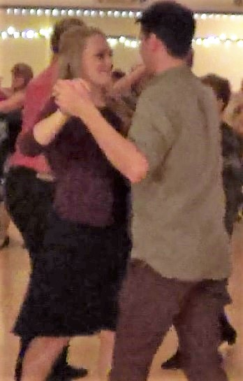 fun dancing tango at sesame dance
