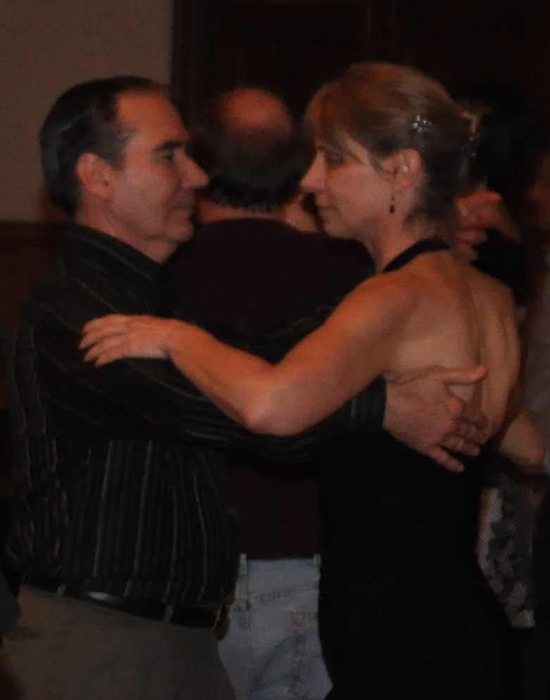 fun dancing american smooth tango at sesame dance club